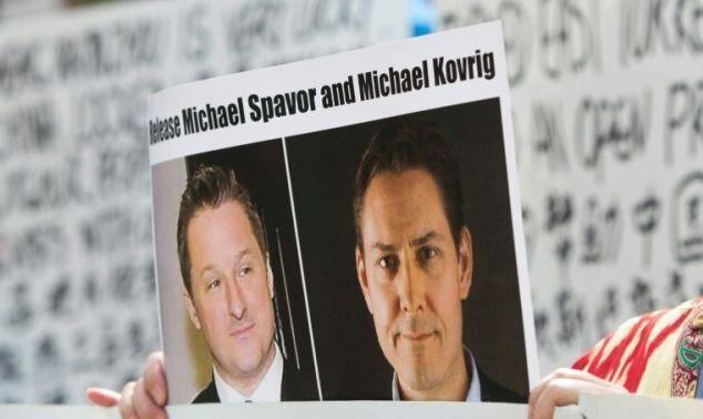 خبرنگاران آمریکا خواهان آزادی دو کانادایی بازداشتی در چین شد