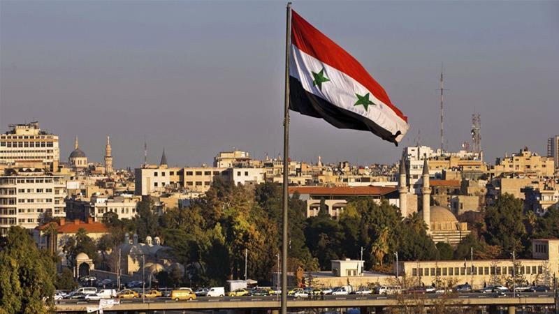تظاهرات علیه تجاوزات هوایی ترکیه در قامشلی سوریه