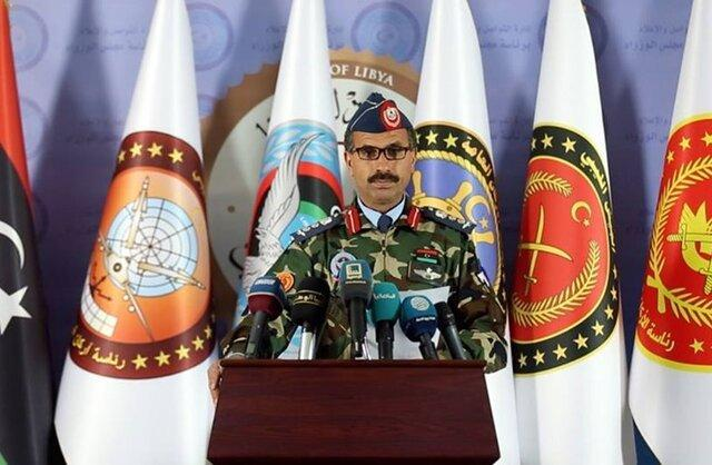 ارتش لیبی خطاب به سیسی: خطوط قرمز را ما تعیین می کنیم