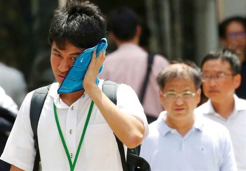 گرمای شدید، معضل تازه مردم ژاپن
