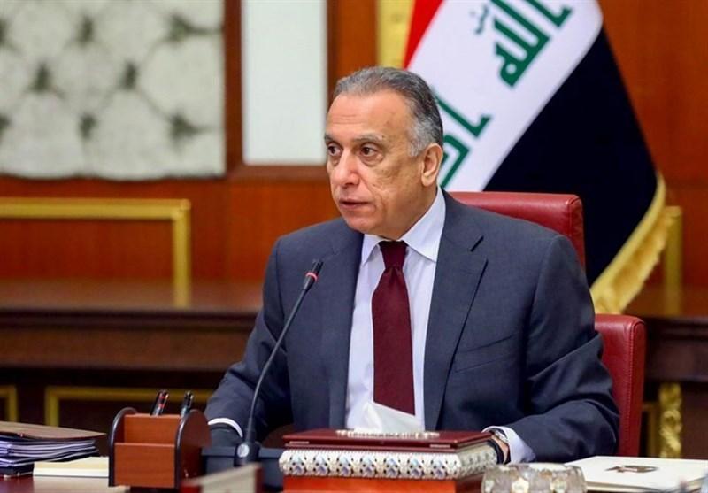 الکاظمی: درباره استقرار نیروهای آمریکایی در خارج از عراق توافق کردیم، حملات ترکیه به خاک عراق را نمی پذیریم
