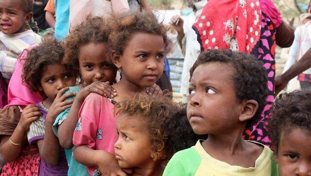 سازمان ملل: بحران انسانی در یمن ممکن است منجر به مرگ هزاران کودک شود