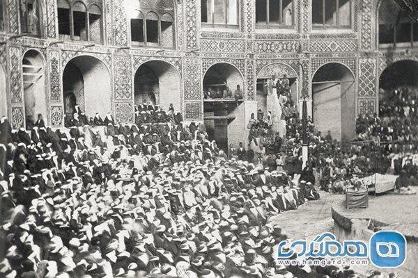 معرفی تعدادی از قدیمی ترین تکیه های تهران