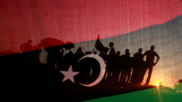 فرود هواپیمای روسی حامل مزدوران در لیبی