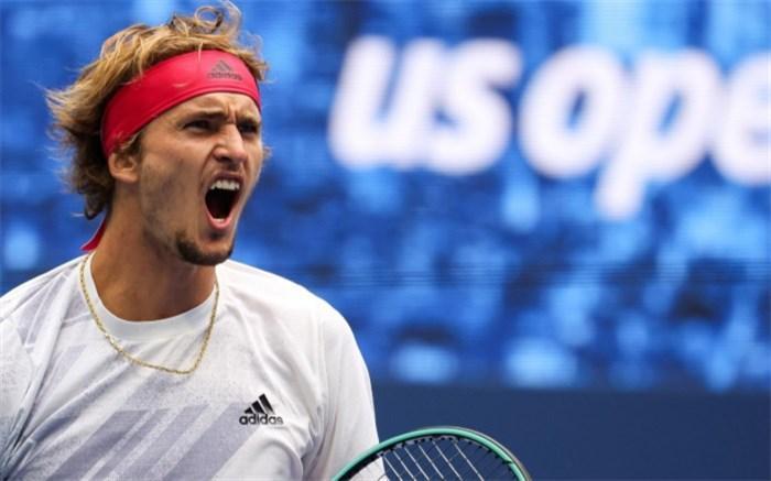 تنیس مسترز پاریس؛ زورف با اقتدار انتقام گرفت
