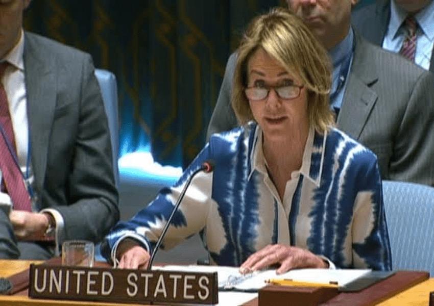 کلی کرافت: باید ایران را وادار به اجرای قطعنامه های شورای امنیت کرد