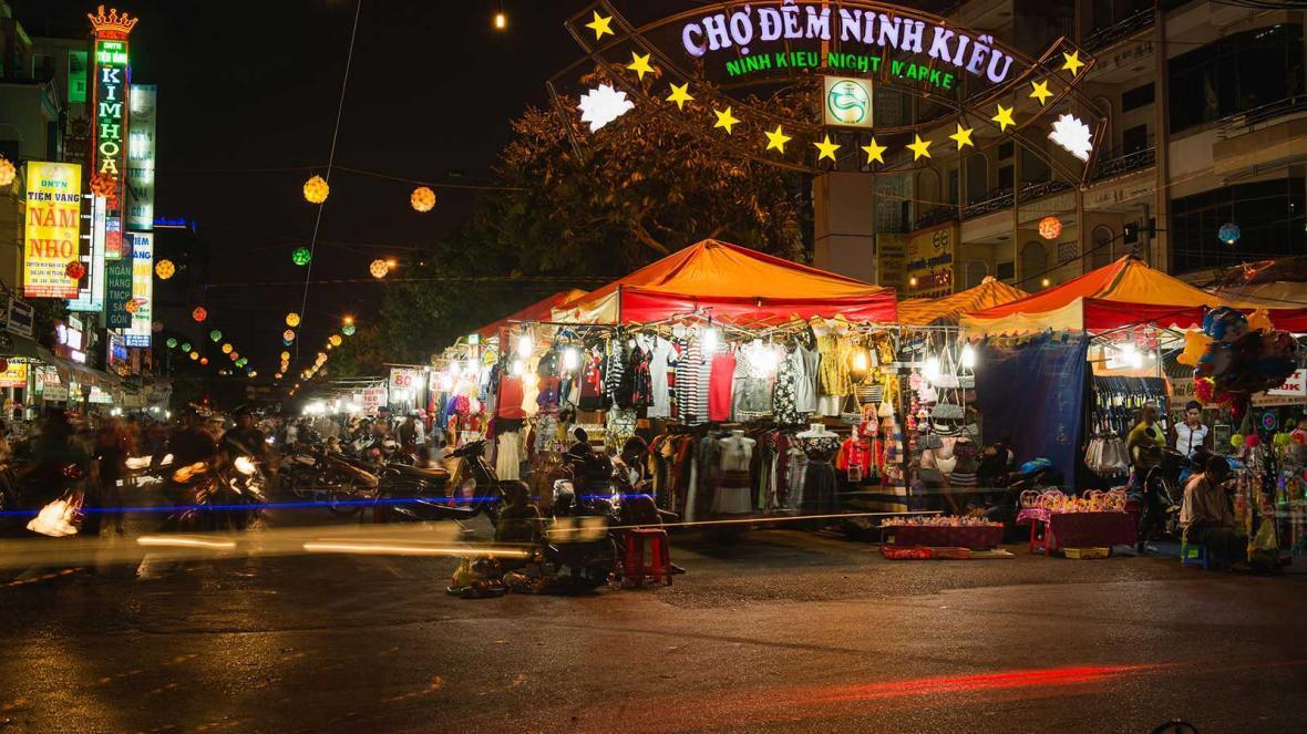 بهترین مراکز خرید ویتنام