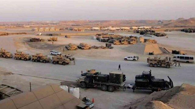 ائتلاف آمریکای پایگاه نظامی جدیدی در شرق سوریه می سازد
