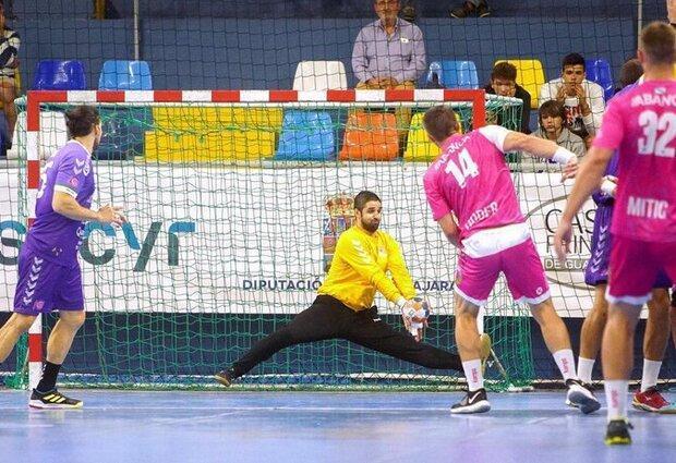 توافق العربی قطر با دروازه&zwnjبان تیم ملی ایران