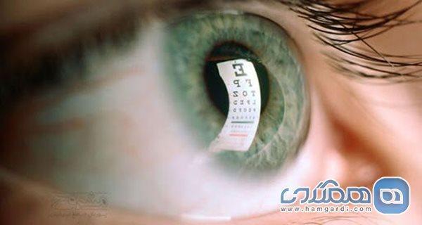 دیابت مهمترین علت کاهش دید برگشت ناپذیر است