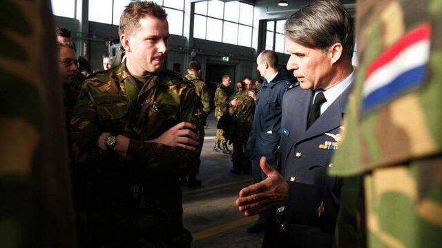 وزارت دفاع هلند تحقیق درباره جنایت جنگی نظامیانش در افغانستان را به دادستانی سپرد