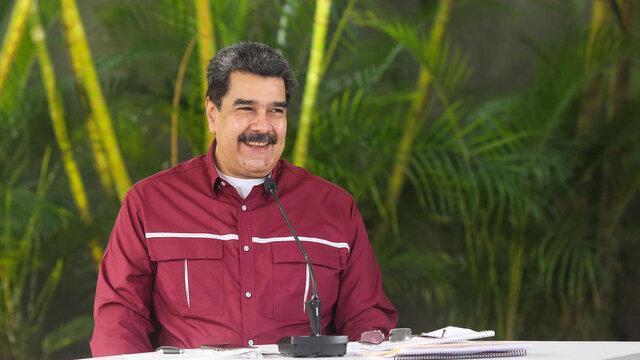 اظهار امیدواری مادورو برای سفر به روسیه در سال 2021