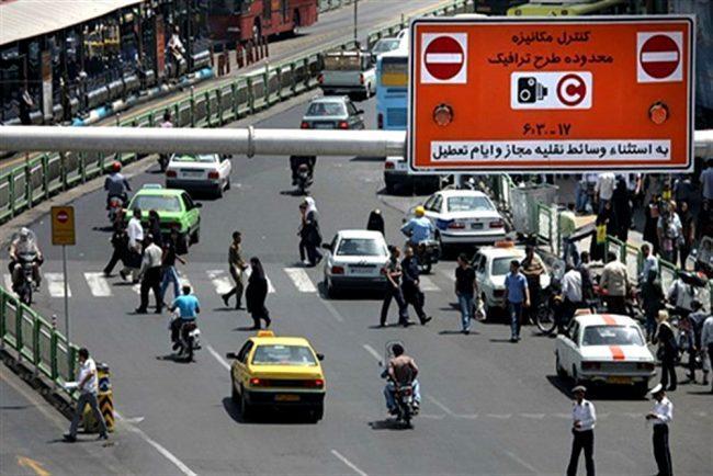 روزانه 7 الی 8 هزار خودرو در تهران جریمه 200 هزار تومانی می&zwnjشوند