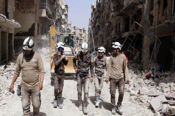 آلمان با حمایت از کلاه سفیدها در تجاوز علیه ملت سوریه نقش دارد