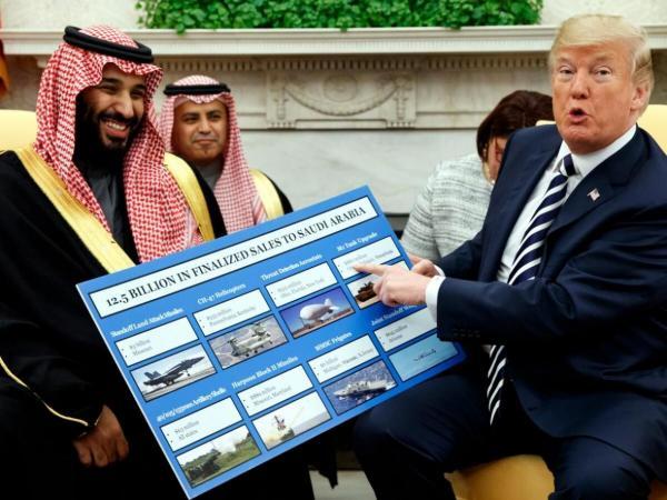 خبرنگاران آمریکا بمب هدایت شونده به عربستان صادر می فروشد