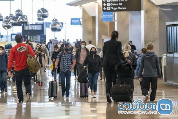 شرط منفی بودن تست کرونای مسافران بریتانیا به آمریکا الزامی شد