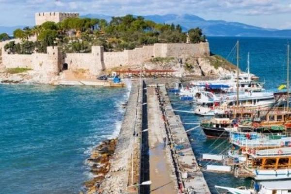 زیباترین استراحتگاه های ساحلی ترکیه را بشناسید