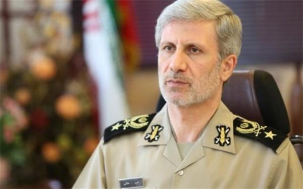 وزیر دفاع: ارتباط دو کشور ایران و هند از اهمیت ویژه ای برخوردار است