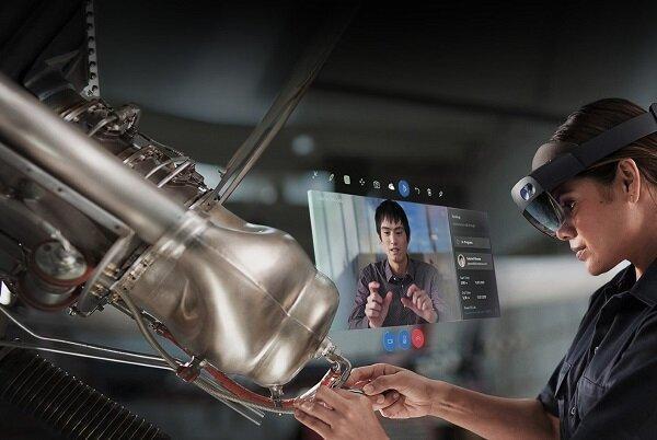 امکانات جدید هدست هولولنز 2 مایکروسافت اعلام شد