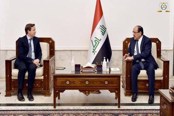 تاکید مجدد نوری المالکی بر خروج نظامیان خارجی از عراق