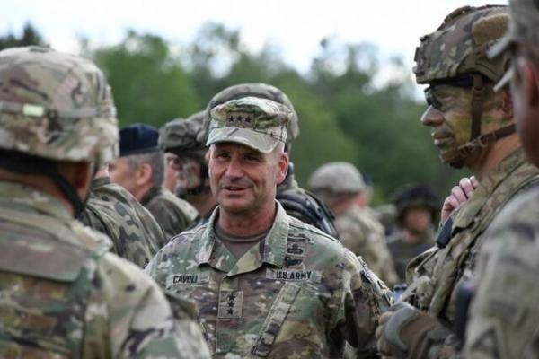 تاکید فرمانده آمریکایی در اروپا بر لزوم تشکیل کارگروه چند دامنه ای