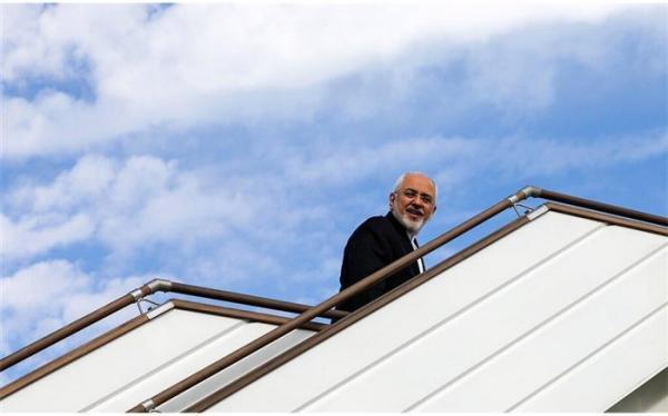 ظریف 5 بهمن به باکو می رود