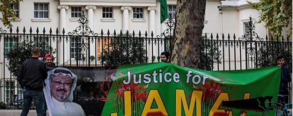 انگلیس: پرونده قتل خاشقجی را پیگیری می کنیم