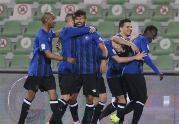 حضور دوباره رامین رضاییان در ترکیب تیم منتخب هفته لیگ ستارگان قطر