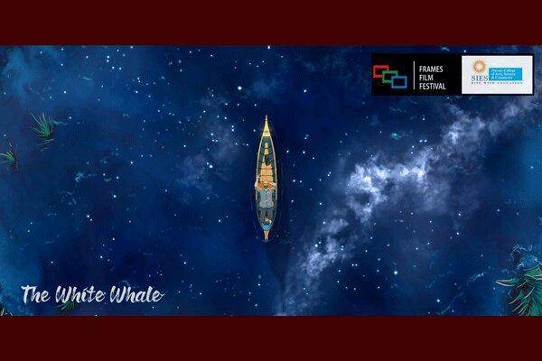حضور نهنگ سفید ایرانی در جشنواره هند خبرنگاران