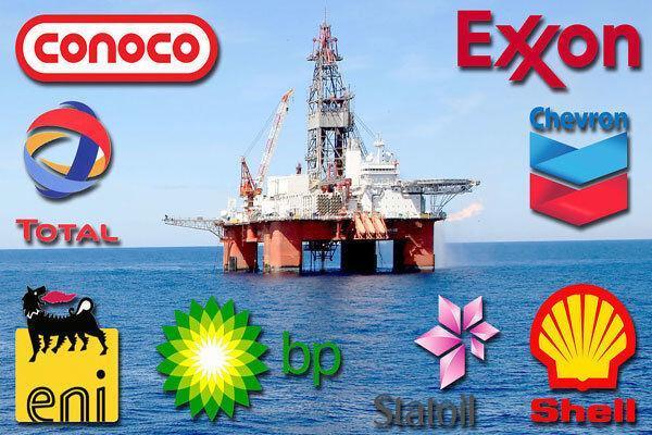 کاهش 35.4 درصدی درآمد شرکت های بزرگ نفتی در 2020