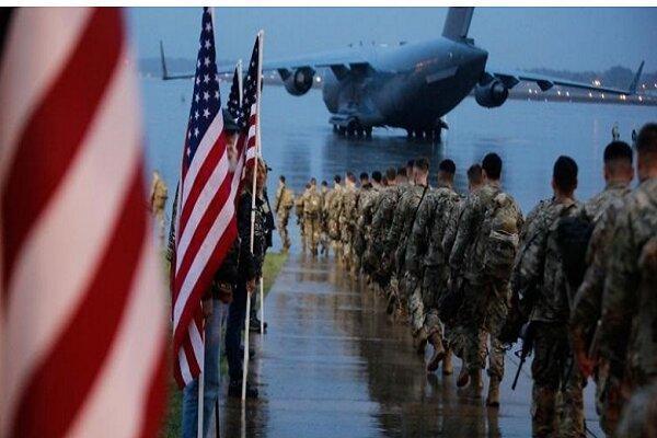 دستور بایدن برای عقب نشینی بخشی از نیروها و تجهیزات نظامی آمریکا
