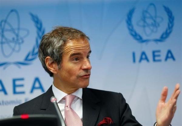 گروسی: حمایت فنی آژانس بین المللی انرژی اتمی از برجام ادامه می یابد