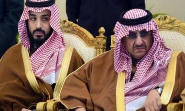 تداوم جنگ قدرت بین سعودی ها، طرفداران بن نایف بازداشت شدند