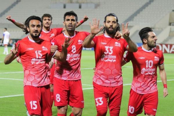 (ویدیو) خلاصه بازی الشارجه امارات 0 - 2 تراکتور ایران 10 اردیبهشت 00
