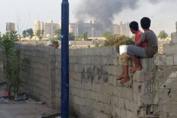 شنیدن شدن صدای 2 انفجار در استان مأرب یمن