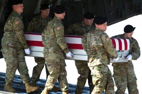 یک نظامی تروریست دیگر آمریکا در کویت مُرد