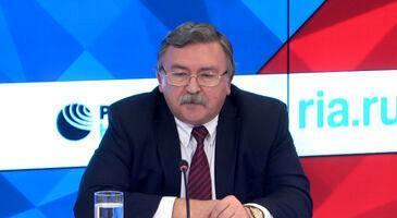 واکنش اولیانوف نسبت به توافق ایران با آژانس