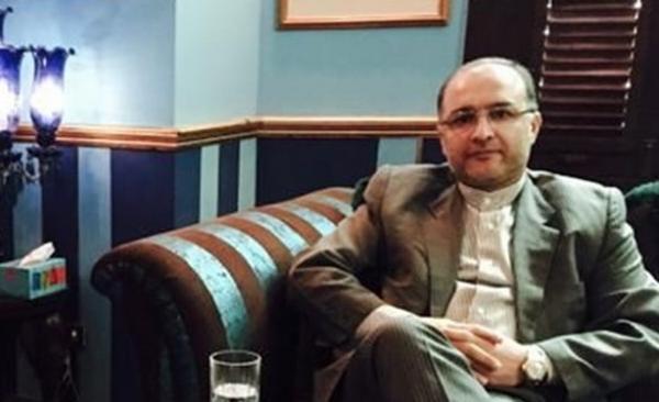 ملاقات سفیر جدید ایران در سوریه با المقداد