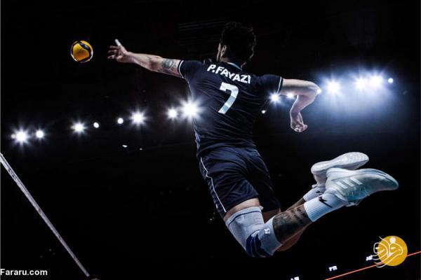روز و ساعت بازی والیبال ایران - آمریکا