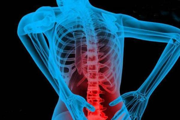 جست وجوی درد کمر در عضله مربع کمری
