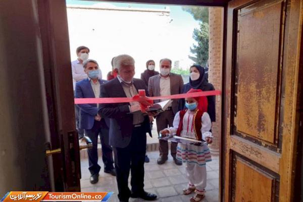 افتتاح 5 طرح صنایع دستی در شهرستان بیرجند