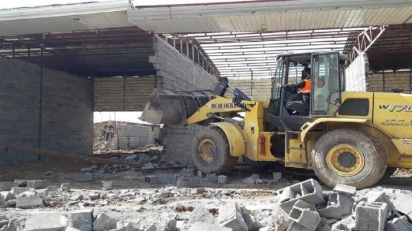 شناسایی 108 مورد تخلف در حریم راه های استان قزوین