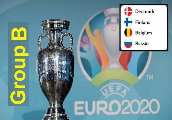 یورو 2020، گروه B؛ مسیری به ظاهر آسان اما خطرناک برای تیم اول دنیا