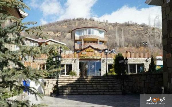 هتل تفریحی دال دنا؛ هتلی محبوب در دامنه کوه دنا