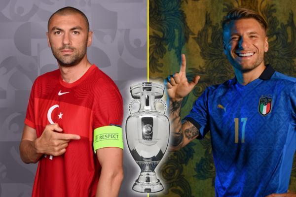 ایتالیا - ترکیه؛ جدالی مجذوب کننده در افتتاحیه یورو 2020