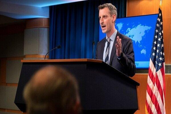 واکنش آمریکا به مذاکرات بین افغانی در ایران