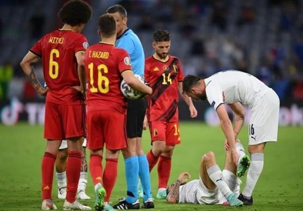 یورو 2020، جام برای اسپیناتزولا به سرانجام رسید، احتمال دوری چند ماهه مدافع ایتالیا از میادین