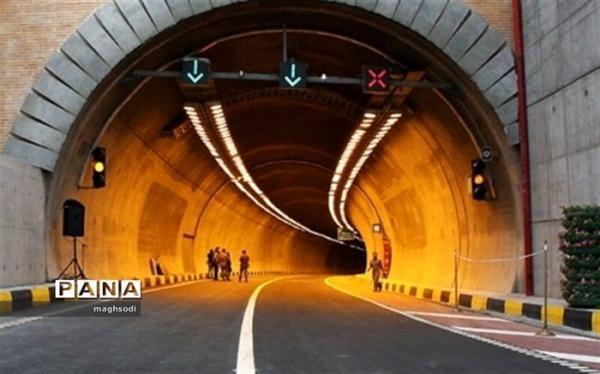 تونل البرز اوایل مرداد افتتاح می گردد