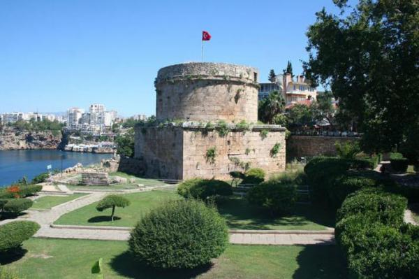 10 مکان دیدنی آنتالیا، زیباترین اماکن دیدنی آنتالیا
