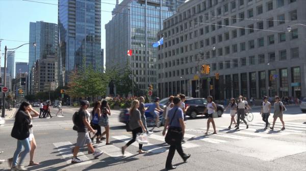 ویزای کانادا: 10 علت برای تحصیل در تورنتو کانادا